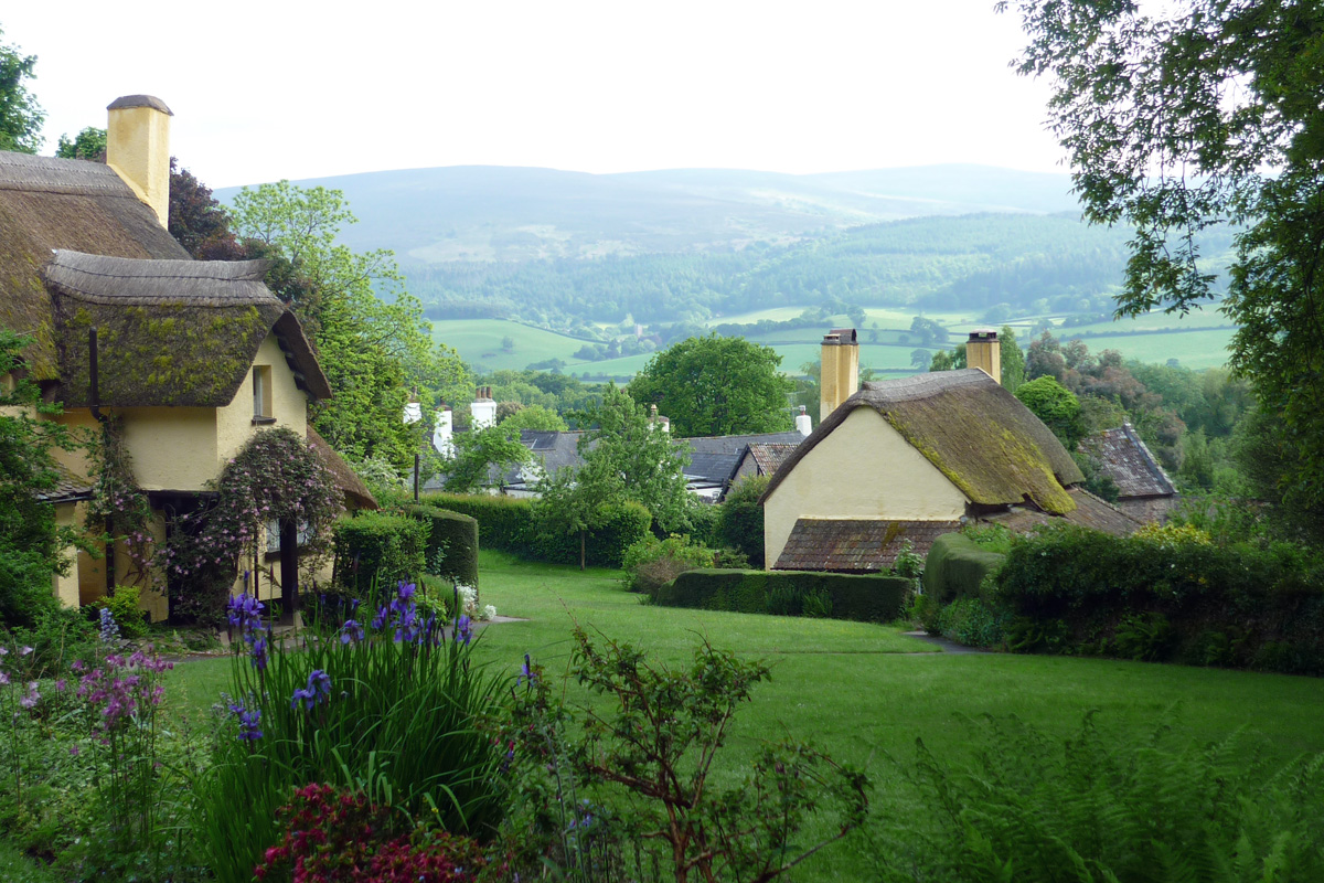 Looking For Villages And Cottages Scenery England